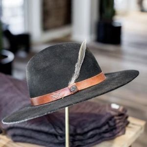 TRIBE KELLEY x Hampui Medicine Black Hat NWT